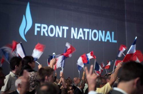 Article : France : les immigrés africains doivent-ils craindre la montée politique du Front national ?