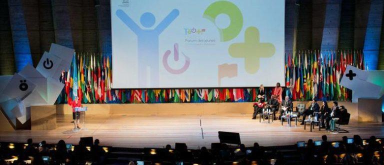 Article : «Créons ensemble le futur que nous voulons». Les jeunes rêvent désormais d'un meilleur avenir au sortir du 8ème Forum des jeunes de l'UNESCO