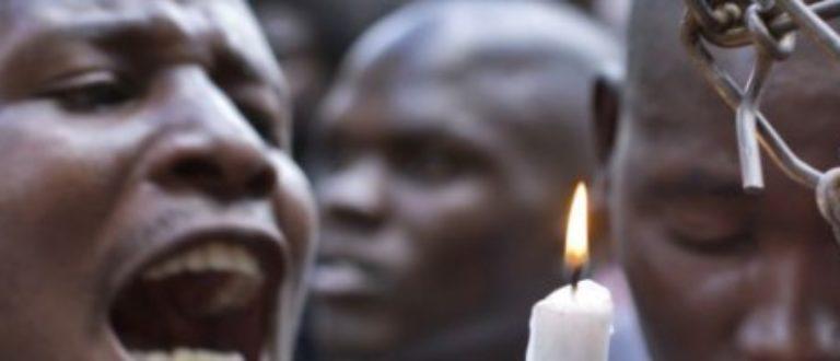 Article : Kenya : la seconde mort des étudiants de Garissa