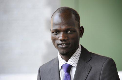Article : D'un camp des réfugiés vers un voyage dans l'espace. L'aventure extraordinaire d'un jeune Sud-Soudanais